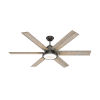 This item: Warrant Noble Bronze 60-Inch DC Motor LED Ceiling Fan