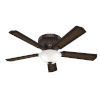 This item: Chauncey Low Profile Onyx Bengal 54-Inch DC Motor LED Ceiling Fan