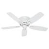 This item: Sea Wind White 48-Inch Ceiling Fan