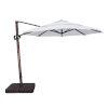 This item: Cali Bronze with Natural 11-Feet Sunbrella Patio Umbrella