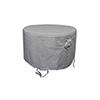 This item: Platinum Shield Outdoor 36-Inch Round Fire Table Cover