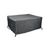 This item: Titanium Shield Outdoor Rectangle Dining Set Cover