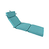 This item: Pacifica Premium Patio Chaise Cushion in Surf