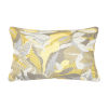 This item: Pacifica Dewey Yellow Throw Pillow