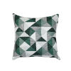 This item: Pacifica Ruskin Black Throw Pillow