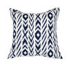 This item: Pacifica 24-Inch Fire Island Blue Throw Pillow