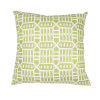 This item: Pacifica 24-Inch Roland Green Throw Pillow