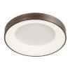 This item: Acryluxe Sway Light Bronze LED Flush Mount