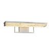 This item: Alabaster Rocks! - Elevate Matte Black 20-Inch LED Linear Bath Bar