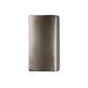 This item: Ambiance Antique Silver ADA LED Outdoor Ceramic Wall Sconce