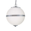 This item: Clouds - Imperial Matte Black 17-Inch Four-Light LED Chandelier
