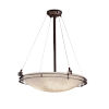 This item: Clouds Dark Bronze Five-Light LED Pendant