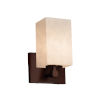 This item: Clouds Tetra Dark Bronze One-Light Wall Sconce