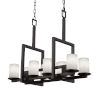 This item: Clouds Dakota Matte Black 11-Light Chandelier