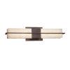 This item: Clouds Dark Bronze ADA LED Bath Bar