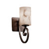 This item: LumenAria Victoria Dark Bronze LED Wall Sconce
