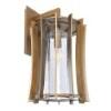 This item: Ronan Modern Bronze One-Light Medium Outdoor Wall Bracket
