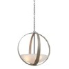 This item: Irvine Vintage Iron Three-Light Pendant