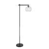 This item: Clarke Bronze Shaded Floor Lamp