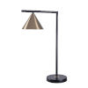 This item: Peek Antique Brass One-Light Accent Table Lamp