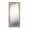 This item: Amiens Antiqued Gold Full Length Mirror