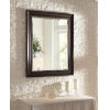 This item: Amiens Bronze and Gold Highlight 30-Inch Wall Mirror