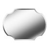 This item: Shield Glass Wall Mirror