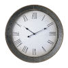 This item: Antillean Galvanized Wall Mounted Clock