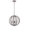 This item: Sycamore Gray Three-Light Chandelier