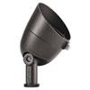 This item: Textured Architectural Bronze 300 Lumen 2700K LED 35 Degree Landscape Accent Flood Light