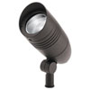 This item: Textured Architectural Bronze 120-277V 1800 Lumen 4000K LED 33 Degree Landscape Accent Light