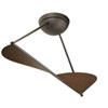 This item: Kyte Satin Natural Bronze Ceiling Fan