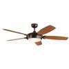 This item: Trevor Oil Brushed Bronze LED Ceiling Fan