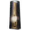 This item: Linara Black Seven-Inch One-Light Wall Sconce
