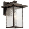 This item: Capanna Olde Bronze 11-Inch One-Light Outdoor Wall Sconce
