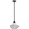This item: Pier White One-Light 12-Inch Outdoor Pendant