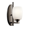 This item: Eileen Olde Bronze One-Light Energy Star LED Wall Sconce