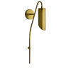 This item: Trentino Natural Brass One-Light Wall Sconce