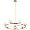 This item: Pim Fox Gold Seven-Light Chandelier
