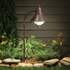 This item: Olde Bronze Line Voltage One-Light Landscape Path Light