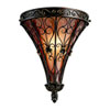This item: Marchesa Terrene Bronze One-Light Wall Sconce