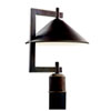 This item: Ripley Olde Bronze One-Light Outdoor Post Light