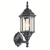 This item: Chesapeake Black Painted Outdoor Wall Light