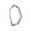 This item: Boulder Polished Chrome Seven-Light ADA LED Wall Sconce