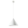 This item: Radar Matte White One-Light LED Single Pendant