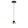 This item: Nob Black and Gold 5-Inch LED Mini Pendant