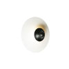 This item: Radar White and Black One-Light ADA LED Wall Sconce