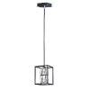 This item: Deuce Black One-Light LED Mini Pendant