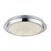 This item: Sparkler Polished Chrome 14-Inch LED Flush Mount