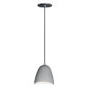 This item: Sway Gray Concrete 7-Inch LED Pendant